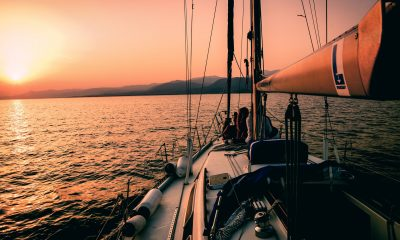 Organiser sa vie pour voyager la moitié du temps avec son bateau 1