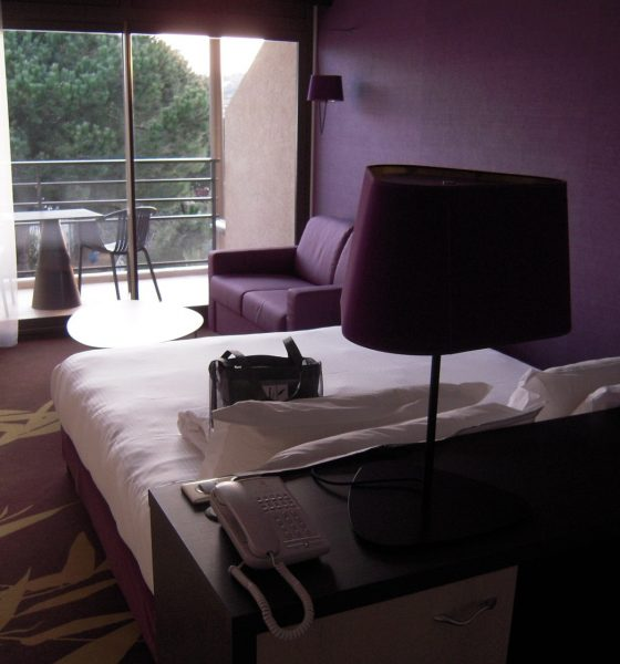 Réserver une chambre d'hôtel la journée à Paris 15