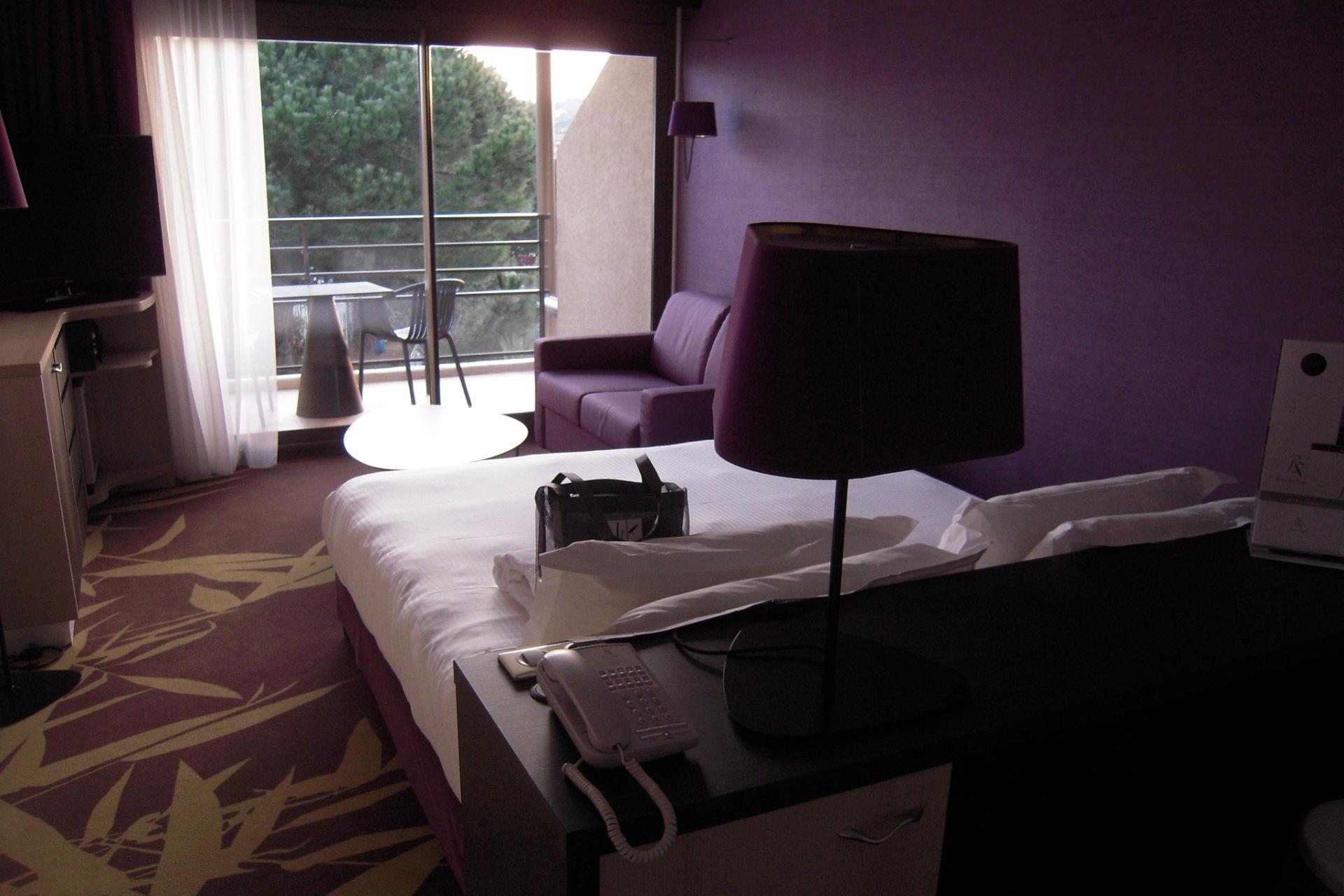 Réserver une chambre d'hôtel la journée à Paris 16